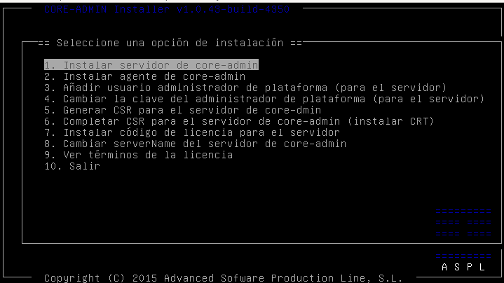 Core-admin-installer-1
